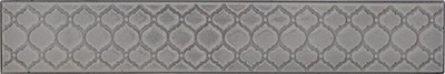 brushed nickel arabesque 291949