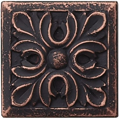 dark oil rubbed bronze fleur dot 237316