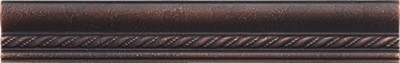 dark oil rubbed bronze braided rope ogee 237351