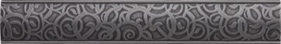 wrought iron nouveau border 237372