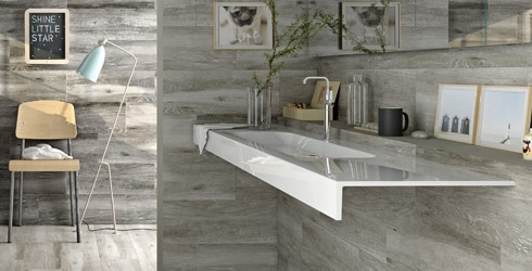 Sandalwood Ceramic Tile Wood Look Tile Planks Best Tile
