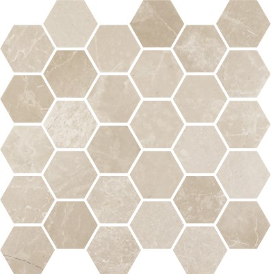 2.5x2.5 hexagon mosaic 275453