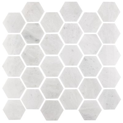 2.5x2.5 hexagon mosaic 300411