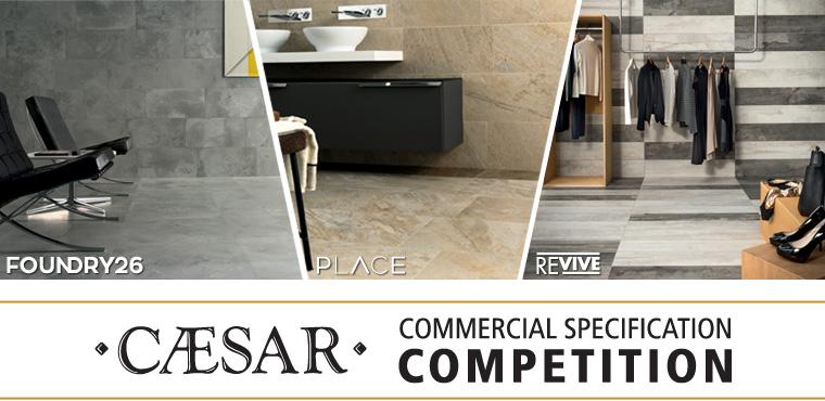 Caesar Ceramics Competition