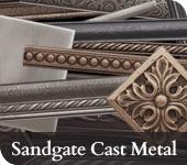 Sandgate Cast Metal