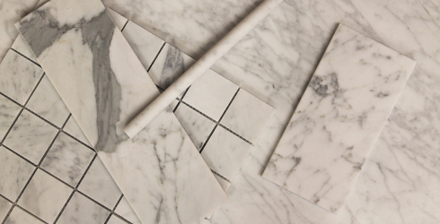 The Bianco Carrara Gioia Collection Is A Selection Of Finest Italian Marble Emphasizing Por Look White Stone With Elegant Grey Veining