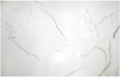 Classic Calacatta 18 In X 18 In Ceramic Floor Merola Tile